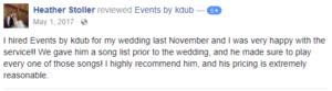 DJ Kdub, MC, DJ, Music, Oregon, Entertainment, Receptions, Weddings, Speaker system, Reviews